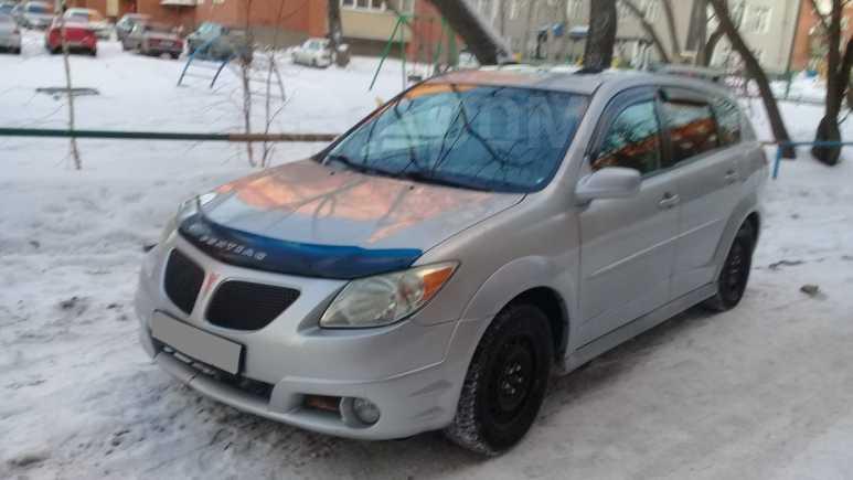 Pontiac Vibe, 2005 год, 380 000 руб.