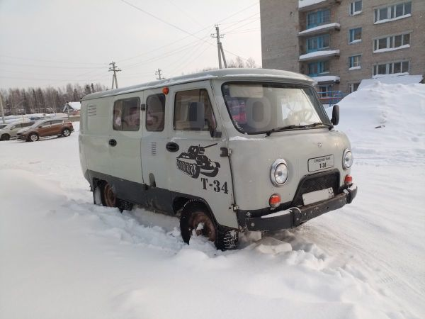 УАЗ Буханка, 2006 год, 140 000 руб.