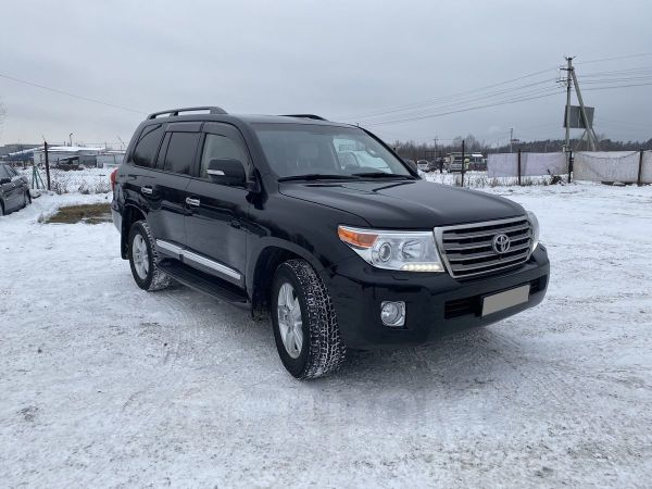 Toyota Land Cruiser, 2015 год, 2 380 000 руб.