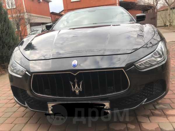 Maserati Ghibli, 2014 год, 2 000 000 руб.