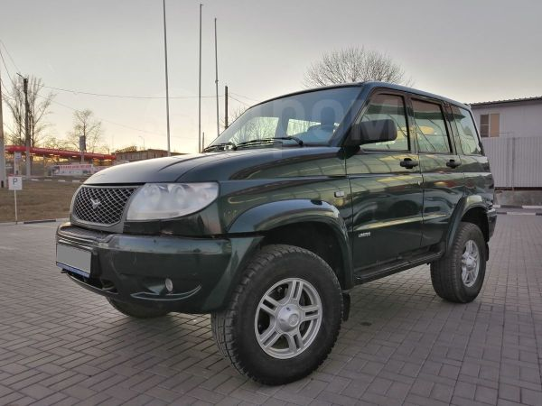 УАЗ Патриот, 2011 год, 355 000 руб.