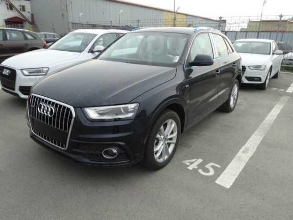 Audi Q3, 2014 год, 1 410 000 руб.