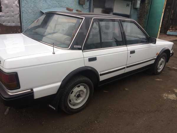 Nissan Bluebird, 1985 год, 120 000 руб.