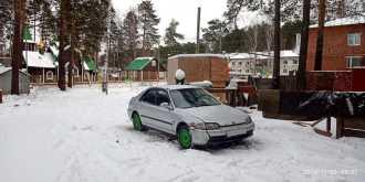 Екатеринбург Civic 1995