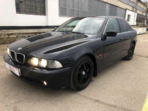 BMW 5-Series, 2001 год, 297 000 руб.