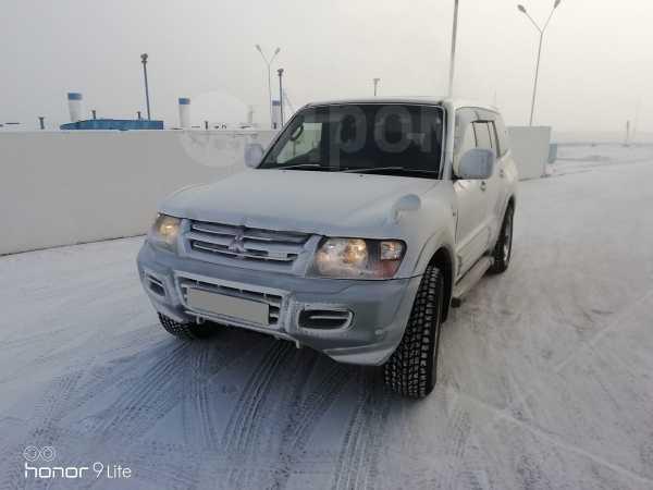 Mitsubishi Pajero, 1999 год, 600 000 руб.