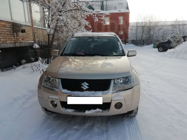 Suzuki Grand Vitara, 2008 год, 390 000 руб.