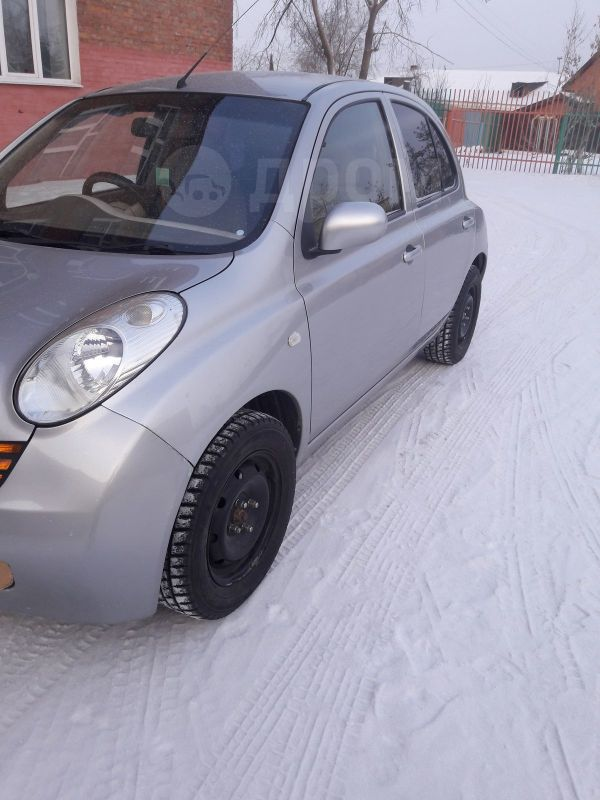 Nissan March, 2004 год, 235 000 руб.