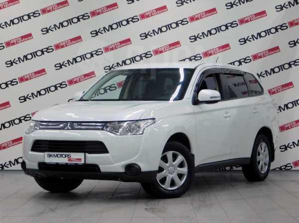 Mitsubishi Outlander, 2013 год, 885 500 руб.