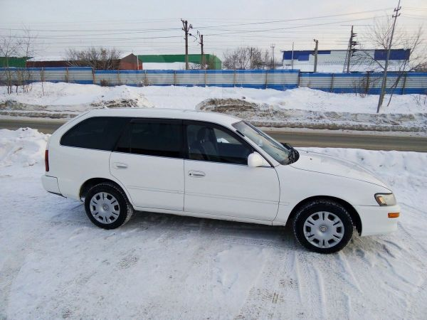 Toyota Corolla, 1996 год, 171 000 руб.