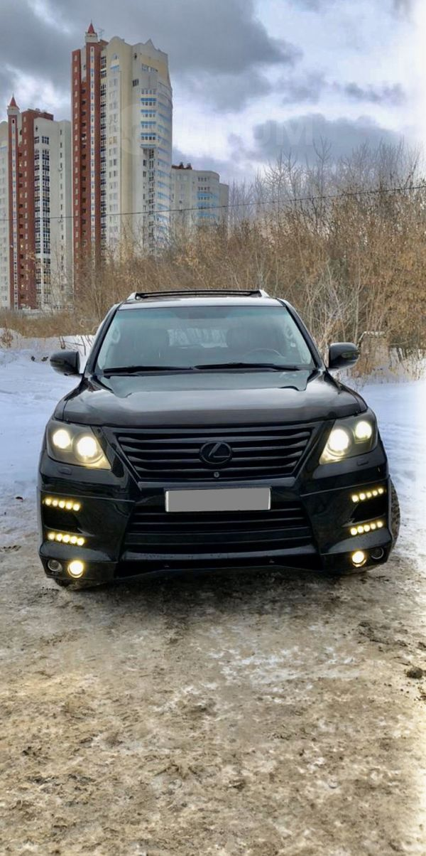Lexus LX570, 2009 год, 1 900 000 руб.