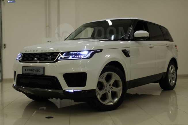 Land Rover Range Rover Sport, 2018 год, 4 790 000 руб.