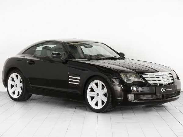 Chrysler Crossfire, 2004 год, 440 000 руб.