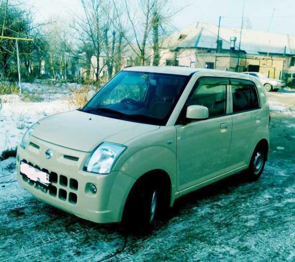 Nissan Pino, 2007 год, 220 000 руб.