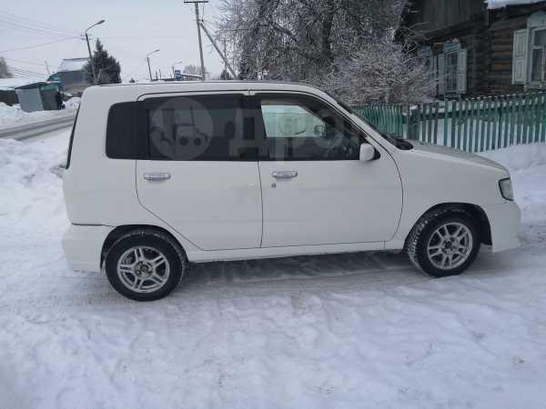 Nissan Cube, 2002 год, 155 000 руб.