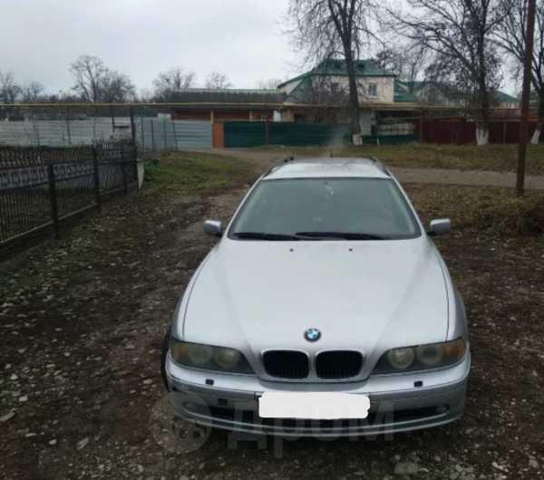 BMW 5-Series, 2002 год, 315 000 руб.