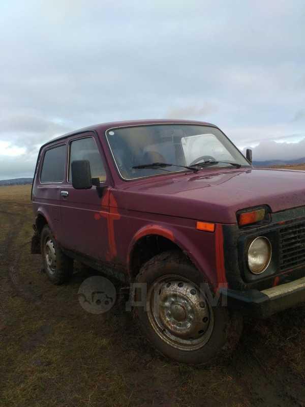 Лада 4x4 2121 Нива, 2004 год, 110 000 руб.