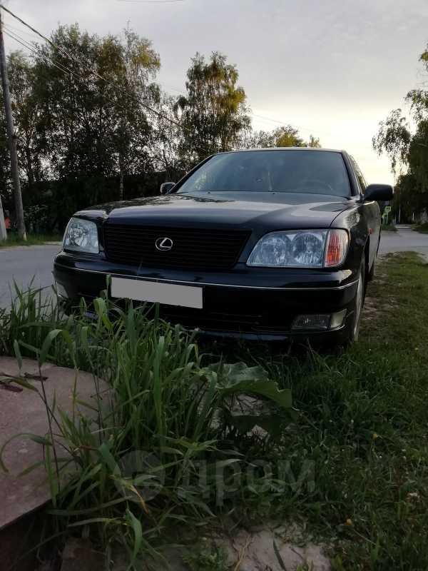 Lexus LS400, 1999 год, 330 000 руб.