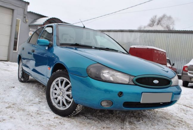 Ford Mondeo, 2000 год, 139 000 руб.