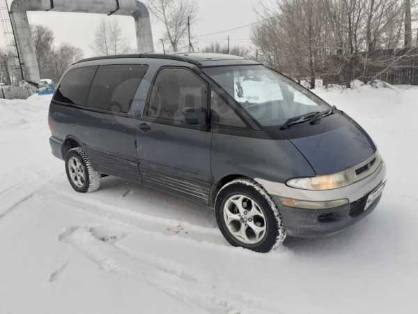 Toyota Estima Lucida, 1993 год, 115 000 руб.