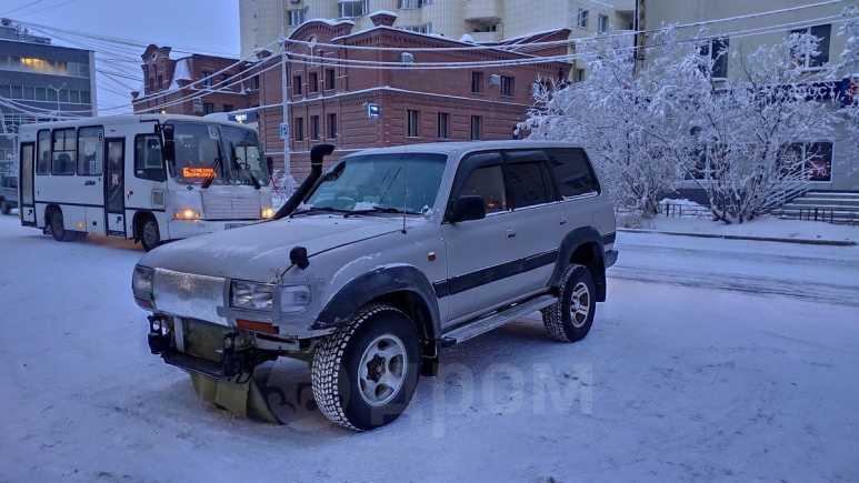 Toyota Land Cruiser, 1994 год, 1 020 000 руб.