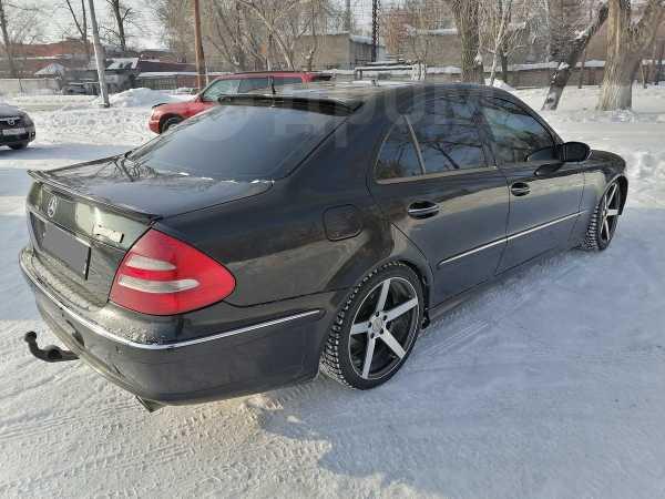 Mercedes-Benz E-Class, 2002 год, 530 000 руб.