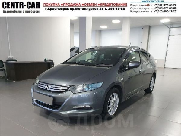 Honda Insight, 2010 год, 530 000 руб.