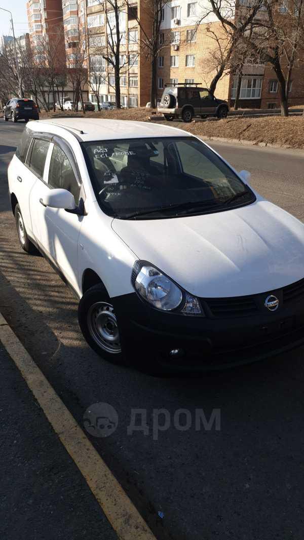 Nissan AD, 2015 год, 480 000 руб.
