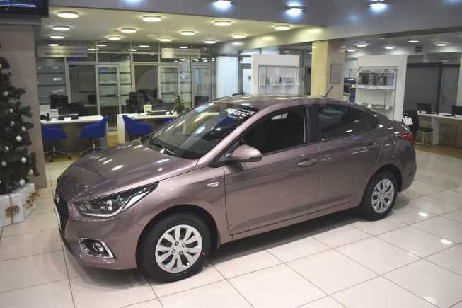 Hyundai Solaris, 2019 год, 1 005 000 руб.