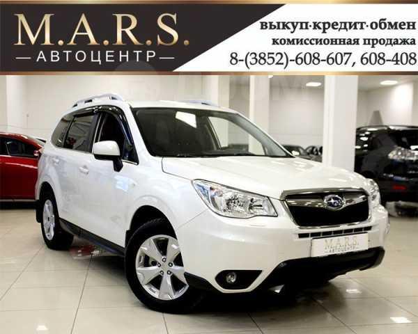 Subaru Forester, 2013 год, 1 047 000 руб.