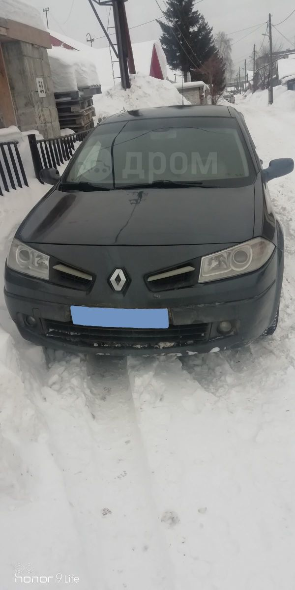 Renault Megane, 2008 год, 180 000 руб.
