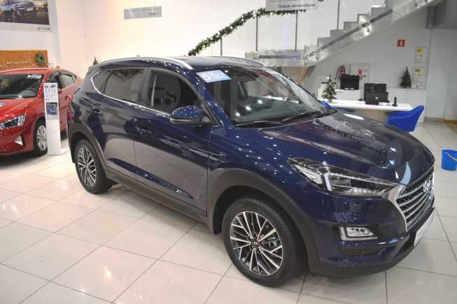 Hyundai Tucson, 2019 год, 2 026 000 руб.