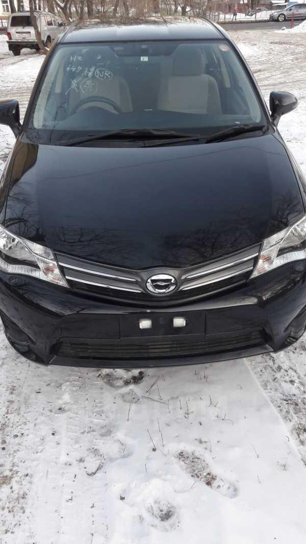 Toyota Corolla Axio, 2014 год, 620 000 руб.