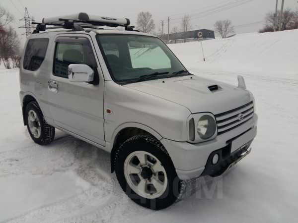 Suzuki Jimny, 2002 год, 320 000 руб.