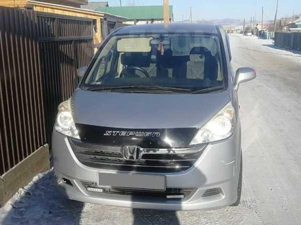 Honda Stepwgn, 2007 год, 630 000 руб.