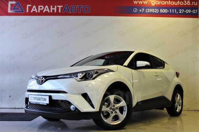 Toyota C-HR, 2017 год, 1 745 000 руб.