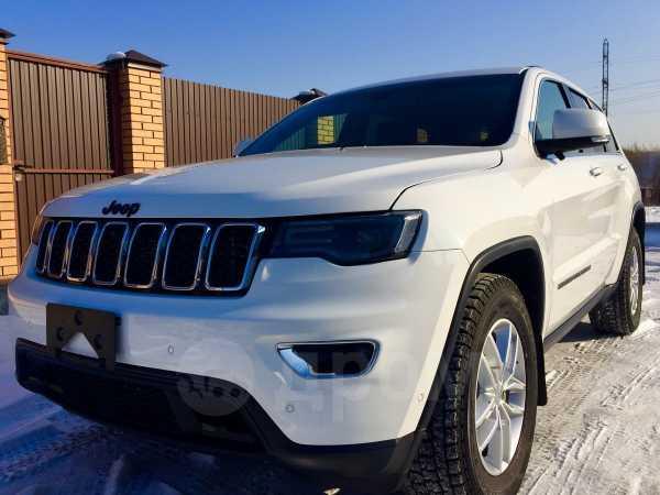 Jeep Grand Cherokee, 2017 год, 2 200 000 руб.