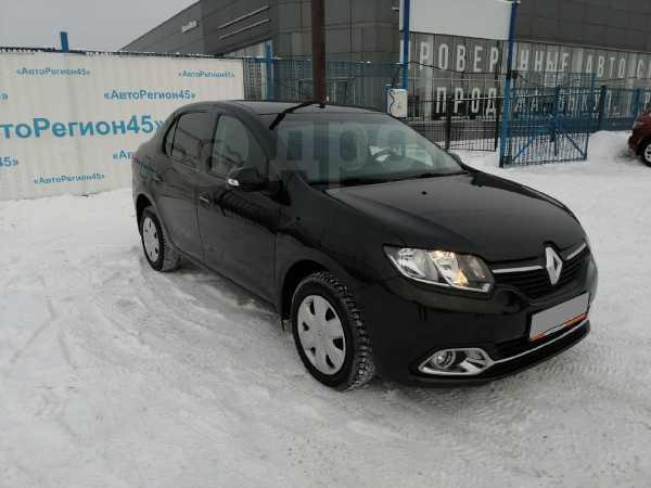 Renault Logan, 2017 год, 600 000 руб.