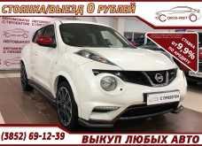 Барнаул Nissan Juke 2013