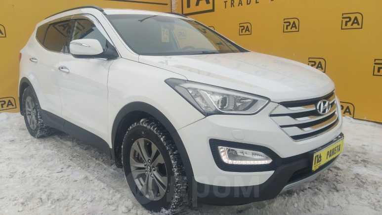 Hyundai Santa Fe, 2013 год, 1 127 000 руб.