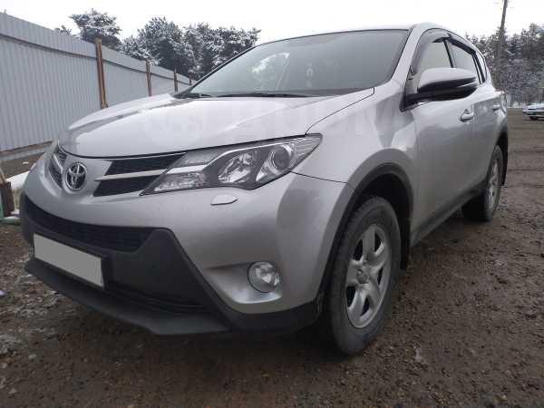 Toyota RAV4, 2014 год, 1 075 000 руб.
