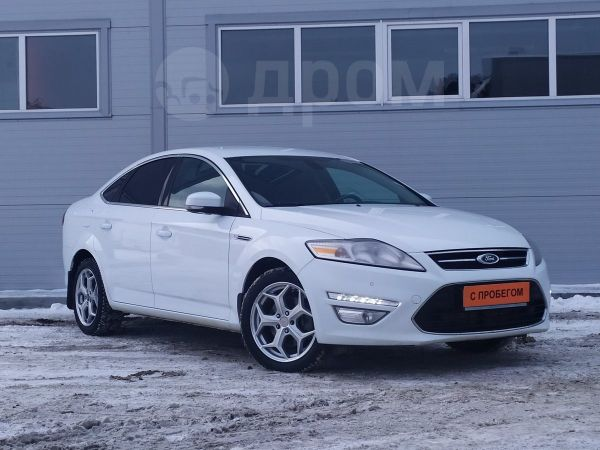 Ford Mondeo, 2013 год, 599 000 руб.
