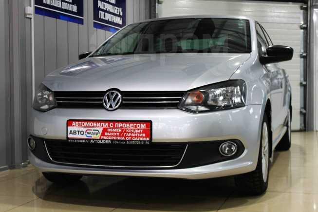 Volkswagen Polo, 2014 год, 549 900 руб.