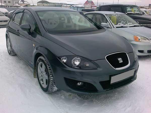 SEAT Leon, 2012 год, 379 000 руб.