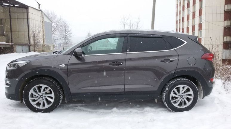 Hyundai Tucson, 2018 год, 1 550 000 руб.