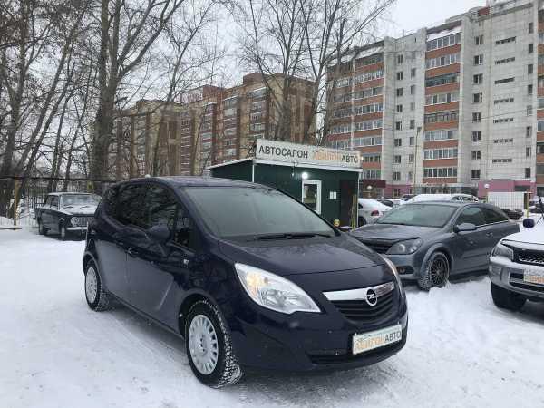 Opel Meriva, 2012 год, 373 000 руб.