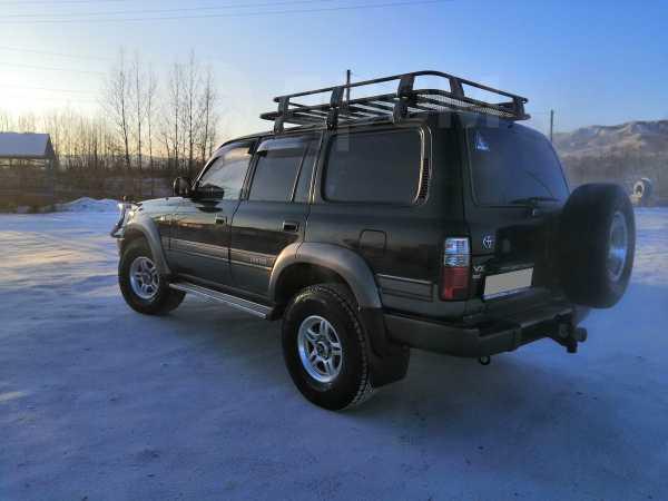 Toyota Land Cruiser, 1995 год, 1 350 000 руб.
