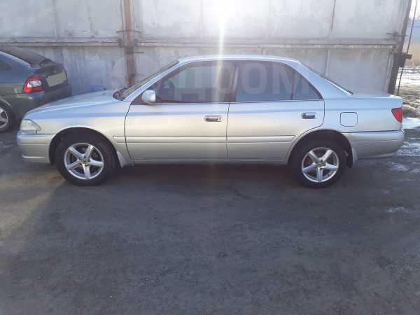Toyota Carina, 2001 год, 271 000 руб.