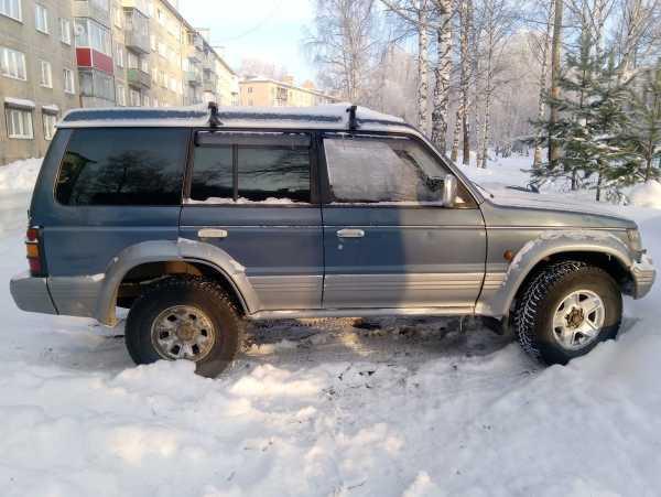 Mitsubishi Pajero, 1992 год, 175 000 руб.