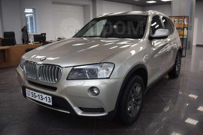 BMW X3, 2012 год, 1 099 000 руб.